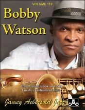 Jamey Aebersold - Bobby Watson [New CD] With Book