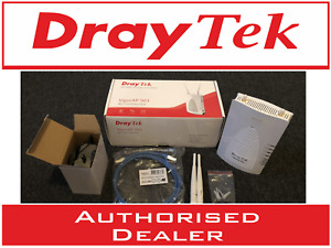 BOXED DrayTek Vigor AP 903 Managed Mesh 802.11ac Dual-Band WiFi PoE + 5P Switch