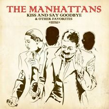Kiss & Say Goodbye & Other Favorites - Manhattans (2013, CD NIEUW) CD-R
