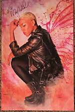 Liv Warfield Prince NPG Powerhouse Vocalist Special Edition Poster