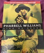 Phareell Williams Dvd Live In London O2 American Idol Ramones Alanis