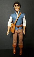 "2009 Disney Tangled Prince Flynn Rider Mattel 12"" Figure Rapunzel, Used"