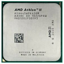 AMD Athlon II X4 645 Propus Quad-Core 4x 3.1 GHz Sockel AM3 95W