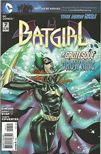 BATGIRL NEW 52 #7 (2011) Back Issue (S)