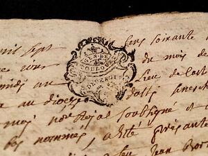 1763 Handwritten Document