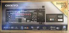 Onkyo TX-NR676 7.2-Ch Network A/V Receiver (Brand New)