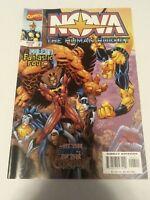 Nova #4 August 1999 Marvel Comics Larsen Bennett Durruthy
