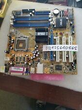 ASUS INTEL PENTIUM 4 P5GL-MX SOCKET 775 PIN DESKTOP MOTHERBOARD