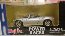 PRONTO PLYMOUTH SPYDER  (MAISTO) POWER RACER MOTORIZED DIE CAST CAR 2001