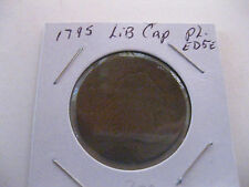 1795 Liberty Cap Large Cent / Plain Edge / Good+