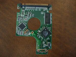 WD WD600UE-22KVT0 (2061-701401-100 AAD3) Dcm : Hctjbb 60gb Ide / Ata PCB