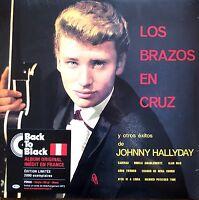 Johnny Hallyday LP Los brazos en cruz - Edition Limitée 2000 EX - France (M/M