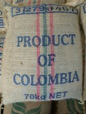 5 LB Colombia Green Coffee Beans