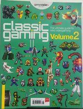 Games Radar Presents Classic Gaming UK Vol 2 Retro Videogaming FREE SHIPPING sb