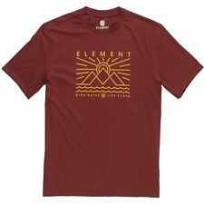 Element - ODDIE SS T-SHIRT S1 SSI1 ELP0 676/Port