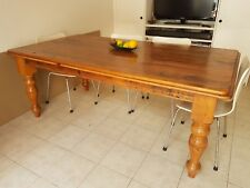 Country Kitchen wooden dining table