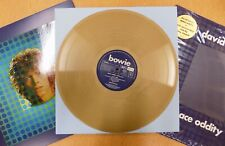 DAVID BOWIE Space Oddity GOLD VINYL Hand Numbered 50 MADE ! Rare