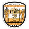 2 x 10cm Ancient Egypt Vinyl Stickers - Egypt Travel Luggage Sticker #20715