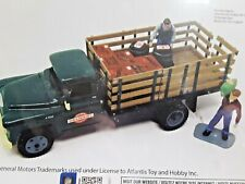 Chevy 2 Ton Stake Truck model - O scale 1/48 includes figures