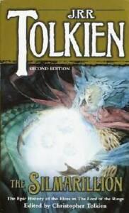 The Silmarillion - Mass Market Paperback By J.R.R. Tolkien - GOOD
