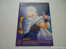 Carte originale Dragon Ball Z Fighting Cards N°88 / Panini 1999 BIRD STUDIO