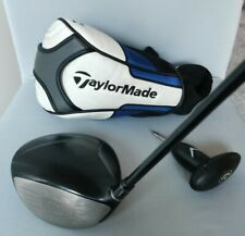 TAYLORMADE JETSPEED DRIVER 10.5 DEGREE REGULAR FLEX WITH HEADCOVER.