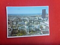 AERIAL OF CAPITOL ATLANTA GEORGIA  POSTCARD UNUSED