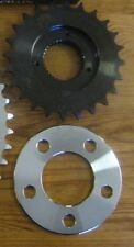Chain Conversion....Transmission Sprocket 24 Tooth for your Harley Davidson