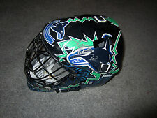 RYAN MILLER Vancouver Canucks Autographed SIGNED F/S Goalie Mask w/COA New