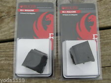 TWO Ruger 10/22 rifle charger Magazine 22 LR 10 Shot Clip #90005 American BX-1