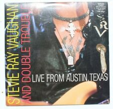 STEVIE RAY VAUGHAN AND DOUBLE TROUBLE  LIVE IN JAPAN Laserdisc LD