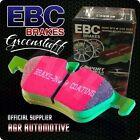 EBC GREENSTUFF REAR PADS DP2617 FOR MARCOS LM 5.0 94-96