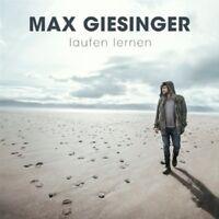 MAX GIESINGER - LAUFEN LERNEN  CD NEU