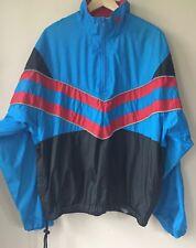 Vintage Windbreaker Lightweight Road Runner Sports Pullover Men's XL