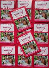 Verliebt in Berlin /25 Tüten Sticker / Merlin / Selten