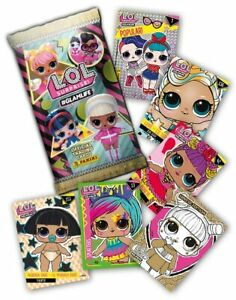 Panini LOL Surprise glamlife Trading cards limited edition 1 - 184 d1-d9