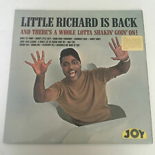 Little Richard - Little Richard Is Back - 1964 England - JOY  JOYS100 - Vinyl LP