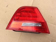 2012 BMW 3 SERIES 320D E90 LCI REAR LEFT/ NSR INNER BOOTLID LIGHT 7289427