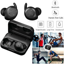 Bluetooth Twins Earpiece True Wireless Stereo Headset Headphone Double Earbuds Alcatel Pixi 4 3 Pop 3 4 4 Plus Idol 4 Ideal 4g C5