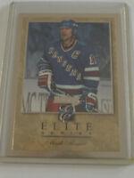 1996-97 Donruss Elite Series Gold #5 Mark Messier Rangers Hockey Card 323/2000
