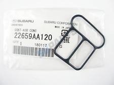 GENUINE Subaru Impreza WRX STi Idle Air Control Valve Gasket 22659AA120