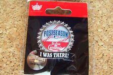 2014 St. Louis Cardinals Postseason I Was There pin MLB post season NL