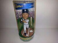 MLB 2003 BOBBLEHEAD DOLL JASON GIAMBI-BOBBLE DOBBLES-NEW IN PKG.