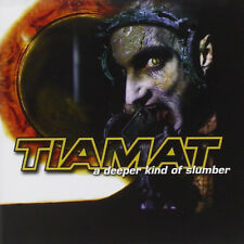 TIAMAT -  A Deeper Kind of Slumber 2 LP ORANGE VINYL LTD 100