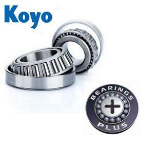 497/492A KOYO TAPER ROLLER BEARING (85.73X133.35X30.16)