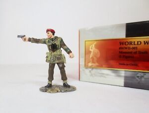 "CONTE Lead Toy Soldier Figure ""MOMENT OF TRUTH"" BOXED"