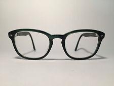 Wangles Imvalop W4725F 50[]20 140 C. 8 Grün Rot Rund Brillengestell Brille frame