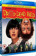 DROP DEAD FRED [Blu-ray Disc] (1991) Phoebe Cates, Rik Mayall Playable in the US