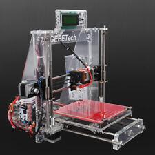 Geeetech 3D Printer Reprap Prusa i3 Pro B Arcylic Frame MK8 LCD2004 DIY Kit