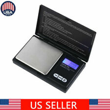 Digital Pocket Scale 200g x 0.01g Weight Small Mini Jewelry Gold Silver Coins